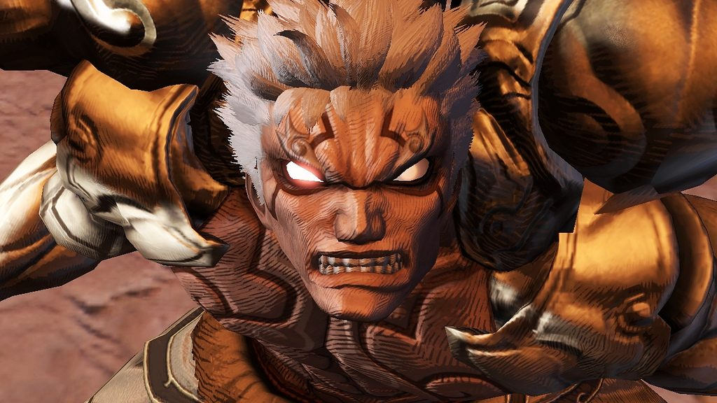 Asura's Wrath Points To A 2012 Release