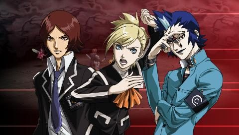 Lost Persona Chapter Persona 2: Innocent Sin Coming to PSP