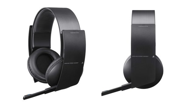 New Official Wireless Stereo Headset Coming for PS3