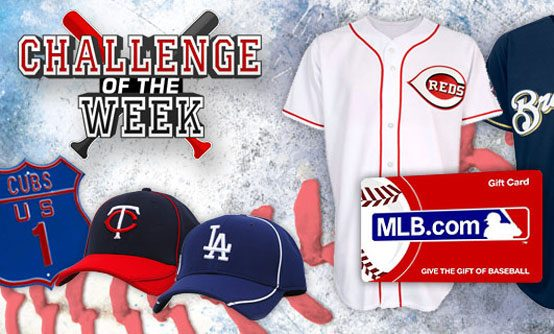 MLB The Show Challenge of the Week: A $250 Gift Card from MLB.com