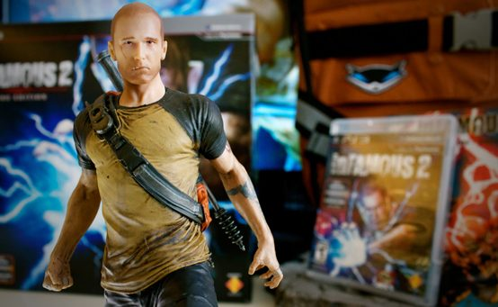 inFAMOUS 2 Hero Edition: The Unboxing