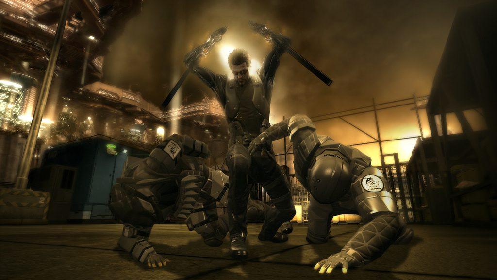 E3 Replay: Deus Ex: Human Revolution for PS3