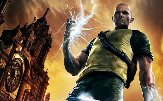 inFAMOUS 2: Demo Out Now, Midnight Sales, and MLG Event
