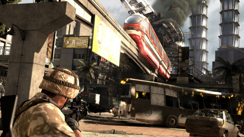 Welcome Back to SOCOM 4–With Free Maps and Weapons!