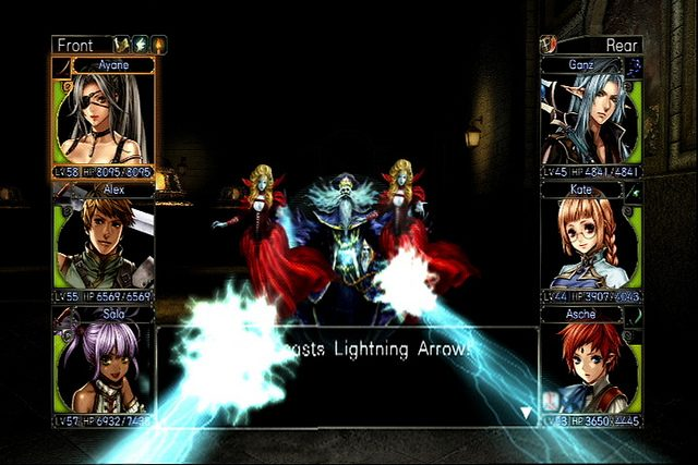 Wizardry: Labyrinth of Lost Souls Now Live on PSN