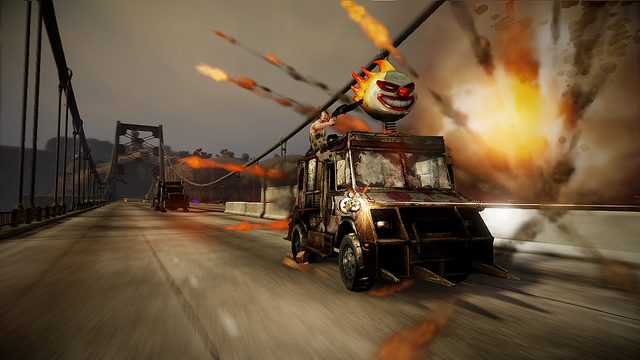 Twisted Metal at E3 2011: Iron Maiden, NYC Chaos and More