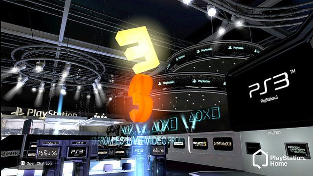 Experience E3 Live from Your PS3 + PlayStation Home Weekly Update