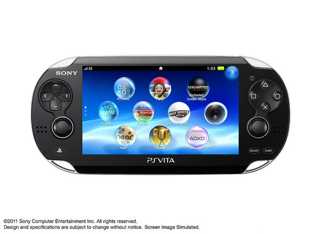 NGP is now PlayStation Vita, Starting at $249