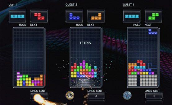Tetris PSN Gets Free 3D Update, Twitter Giveaway