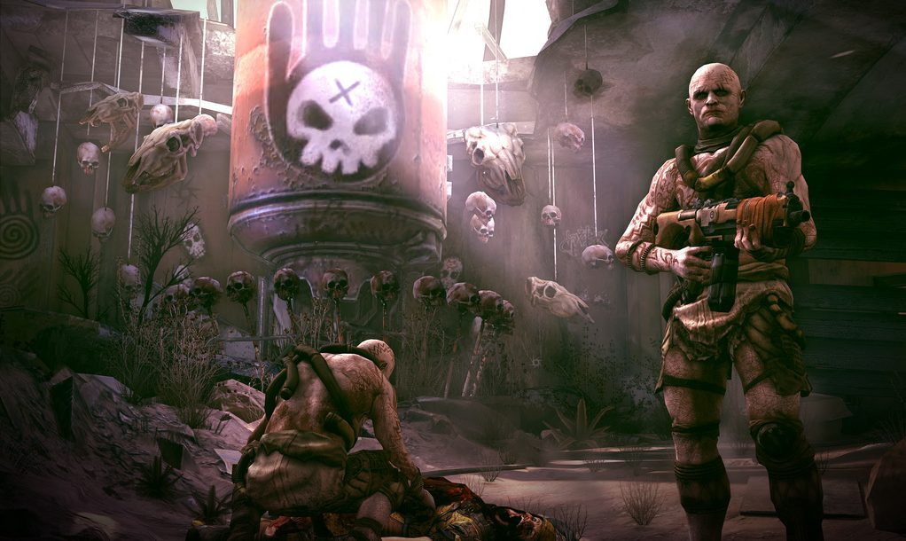 Rage for PS3: E3 2011 Hands-On