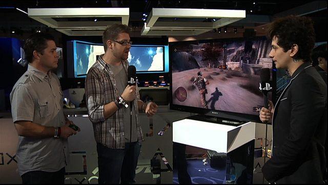 Starhawk Single-Player Shines at E3, Next Stop: Comic-Con
