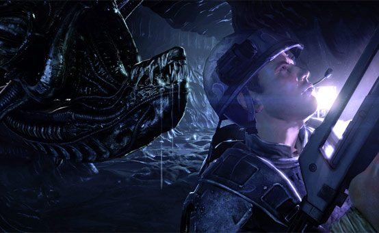 E3 2011: First Glimpse of Aliens: Colonial Marines
