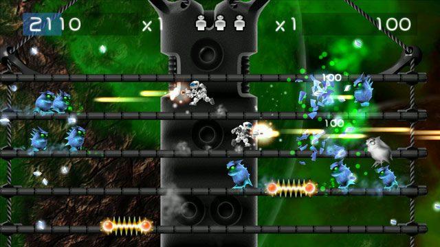 Alien Zombie Mega Death Hits PS3 on June 21st