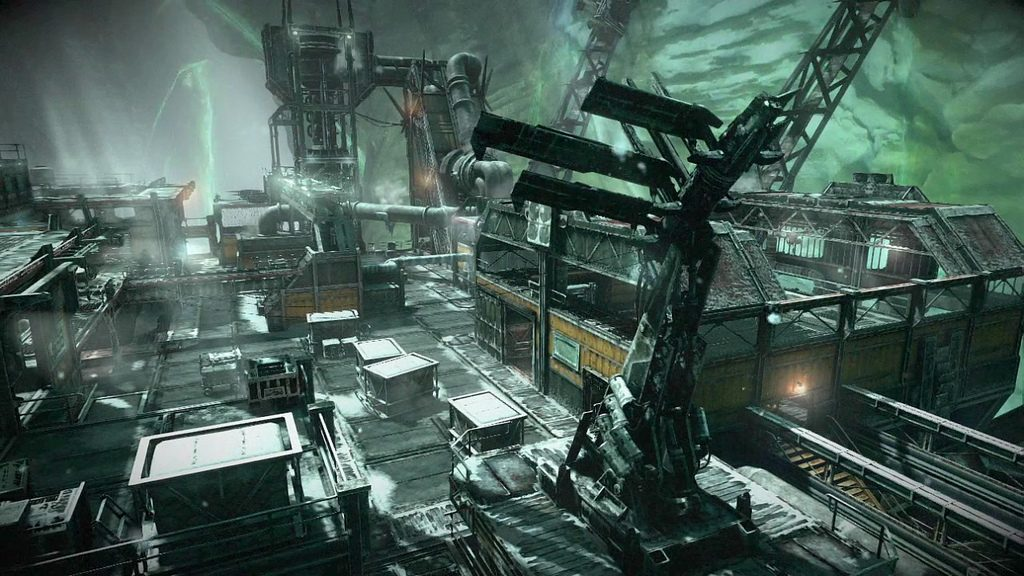Killzone 3 From the Ashes Pack: The Retro Maps