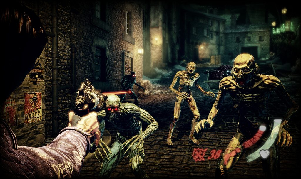 Shadows of the Damned: A New Vision of Hell Hits PS3 Today