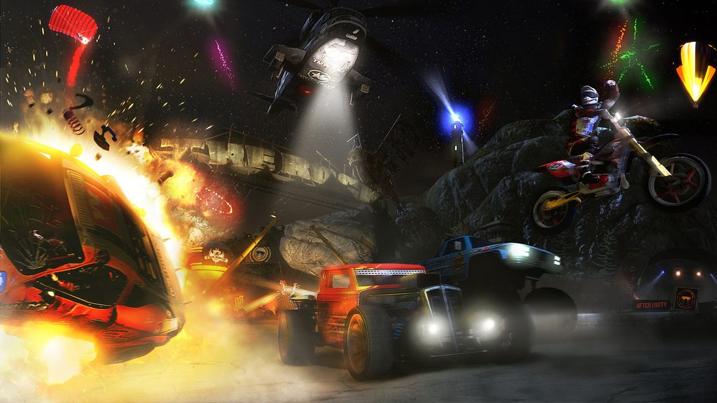 "MotorStorm Apocalypse: Free ""After Party"" Update Hits PSN Today"