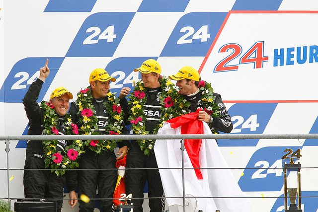 GT Academy Winner Gains Podium Finish At Le Mans