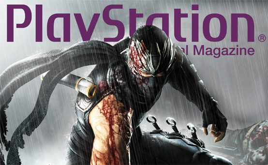 Ninja Gaiden 3 Put to the Test in PlayStation: The Official Magazine