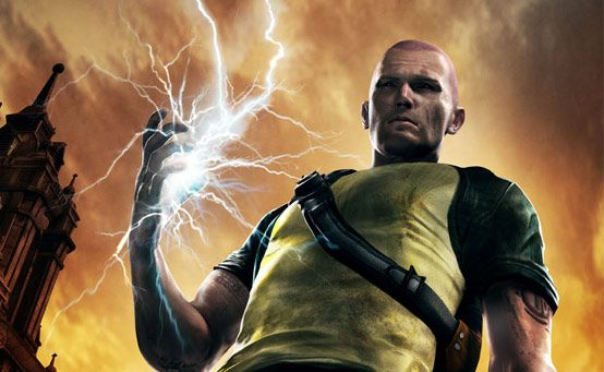 inFAMOUS 2 Launches Today