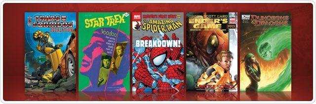 Digital Comics Store Update – June 7, 2011