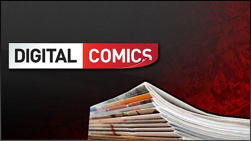 Digital Comics Store Update