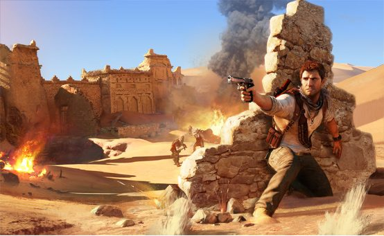 UNCHARTED 3 Multiplayer Beta: New Content for Week 2