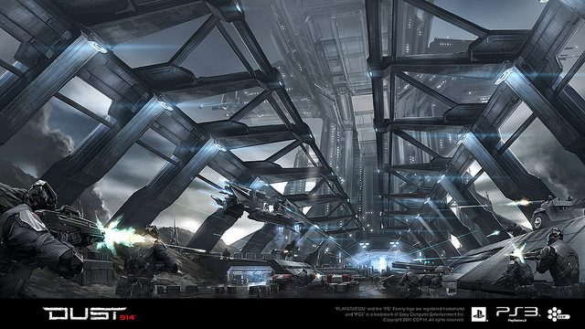Introducing DUST 514, a Persistent Shooter from CCP