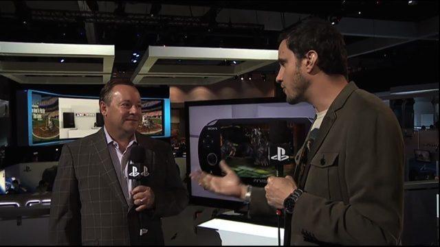 E3 Replay: Jack Tretton on PS Vita