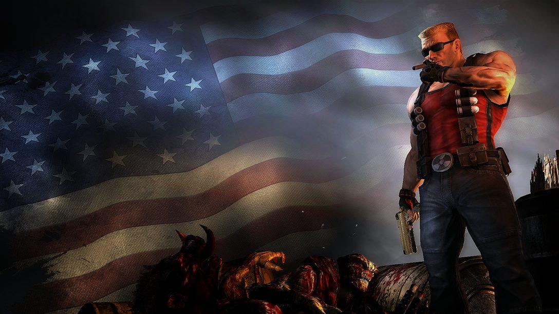 Duke Nukem Forever: Randy Pitchford Talks PS3 Version, PlayStation Legacy