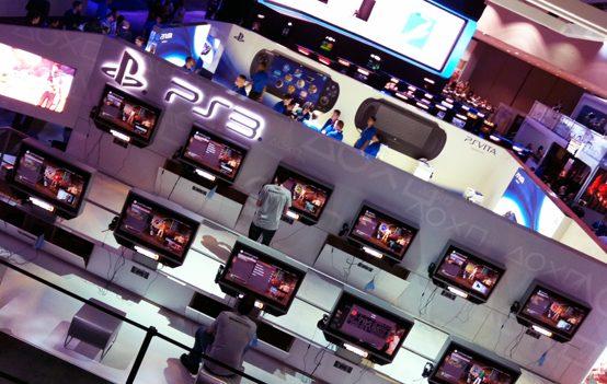 PlayStation E3 Livestream Day 1