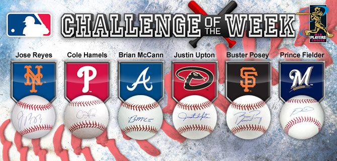 MLB The Show Challenge of the Week