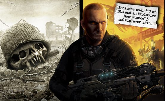Resistance Dual Pack Now Available for PS3, Includes Bonus DLC