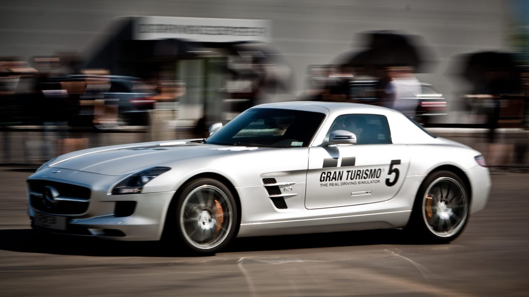 From The GT5 Signature Edition To An SLS AMG