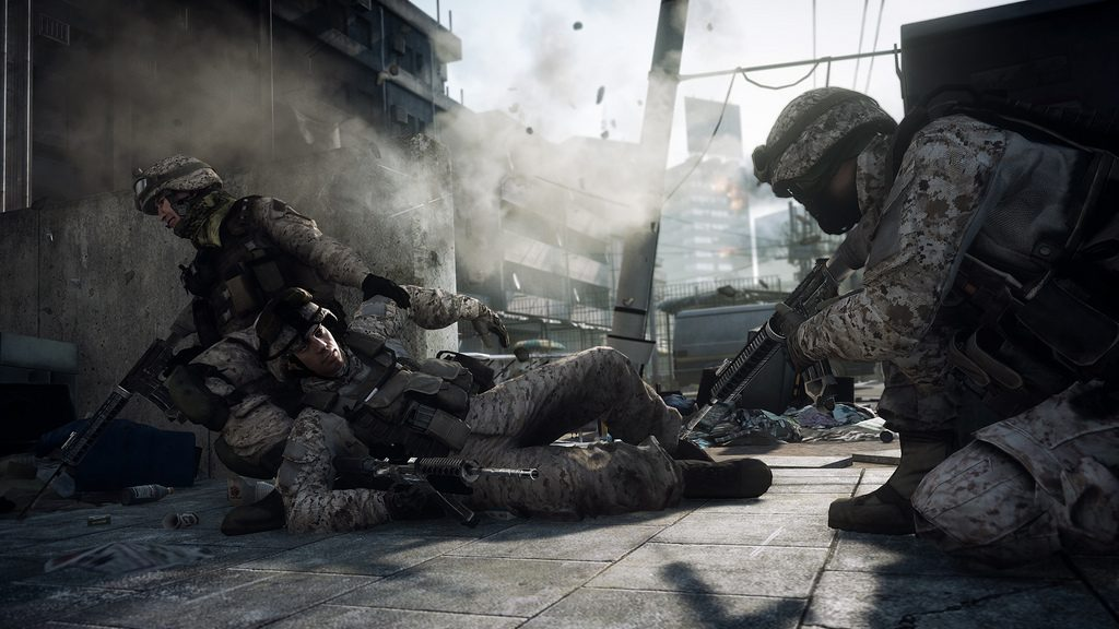 Battlefield 3 Hands-On Report: Opposing Forces