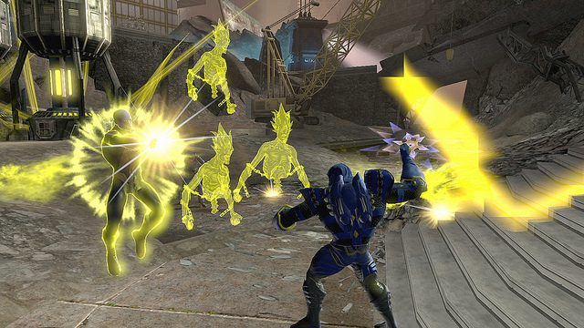 """DC Universe Online at Comic-Con: """"Fight for the Light"""" DLC Revealed"""
