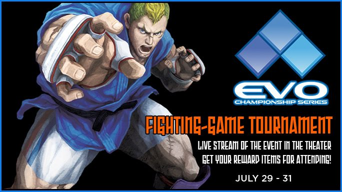 Watch the 2011 EVO World Finals Live in PlayStation Home