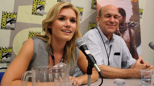 Uncharted 3 Interactive Entertainment Panel At Comic-Con 2011