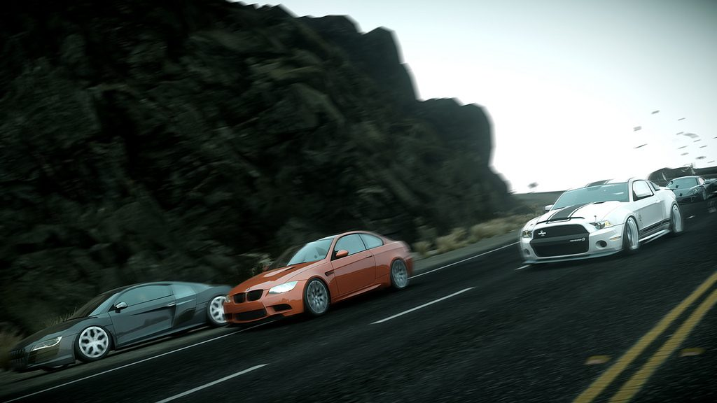 Hands on with Need For Speed: The Run