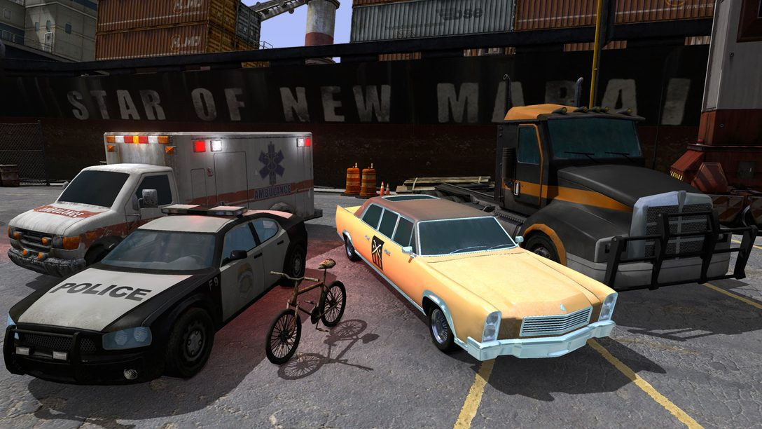 Free inFAMOUS 2 UGC Vehicles Pack, Search Function Available Now on PSN