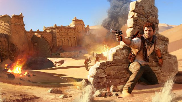 UNCHARTED 3 Multiplayer Beta Hits 1 Million+ Players, Co-op Adventure and New Map Hit 7/10