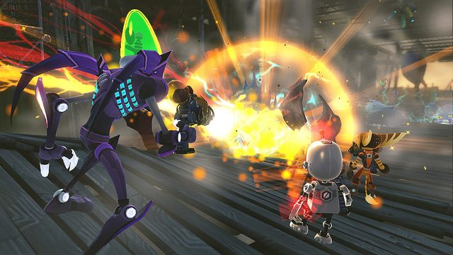 Ratchet & Clank: All 4 One Weapons – More Ways to Up Your Arsenal