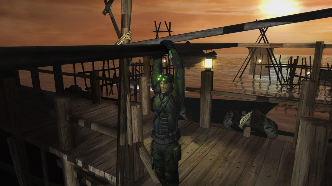 Splinter Cell HD Trilogy Sneaks Into PlayStation Store Tomorrow