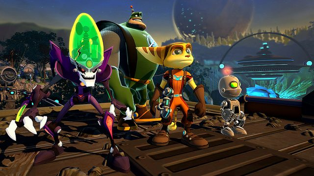 ratchet and clank ps4 dr nefarious