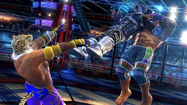 EVO: Harada Details Tekken Hybrid, Tekken Tag Tournament 2 Prologue