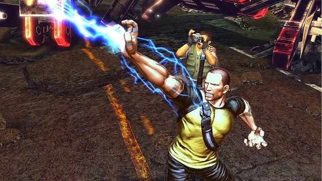 EVO: Ono Discusses Cole in Street Fighter X Tekken, PS Vita Development