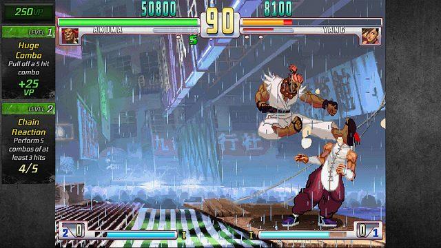 Street Fighter III: Third Strike Online Edition Hadokens PSN Today
