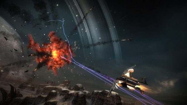 Starhawk Space Battles at PAX, MLG and more