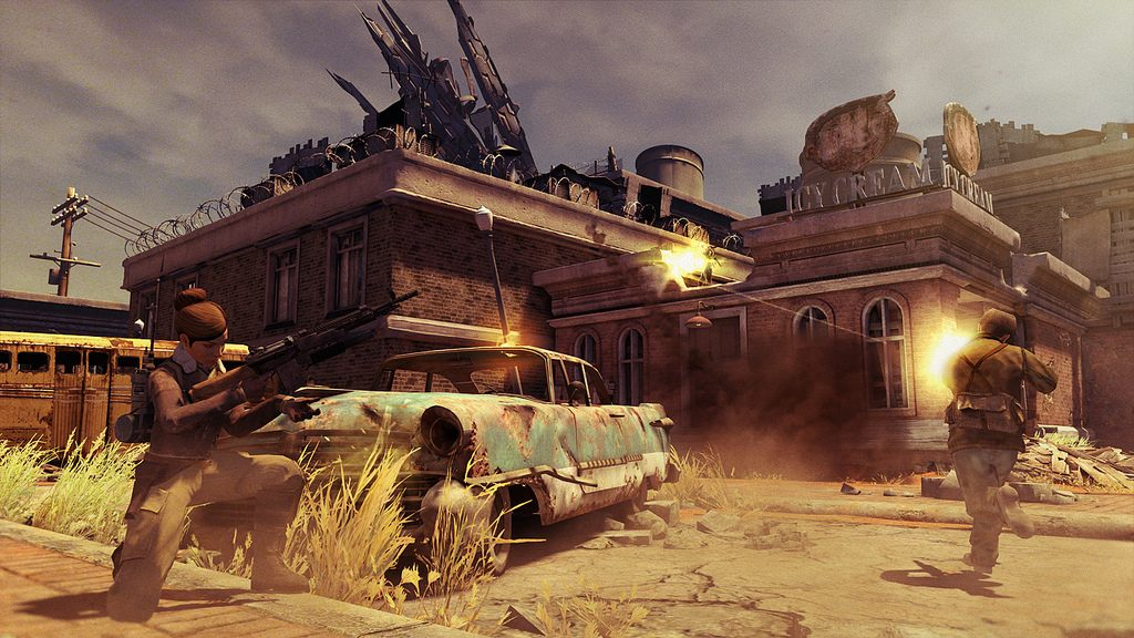 Resistance 3 Multiplayer Reveal: Alice Springs