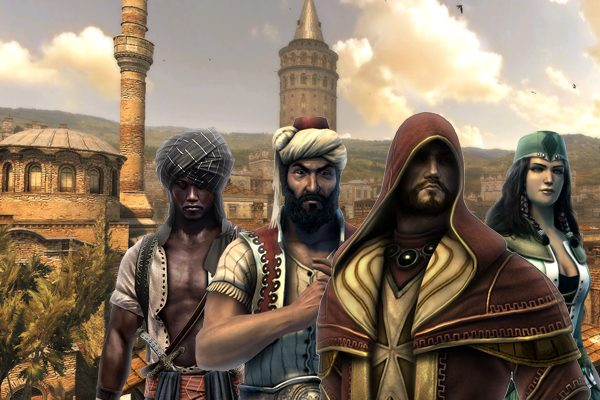 Assassin's Creed Revelation Beta Opens to PlayStation Plus September 3rd