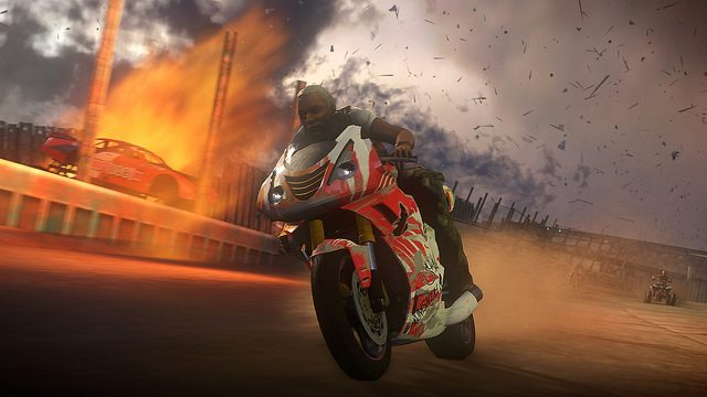 MotorStorm Apocalypse Monster Update: Mode Editor, Steering Wheels and Move